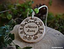 Náhrdelníky - Wilderness dreams - 10230138_
