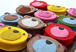 Detské tašky - medvědi - 10227723_