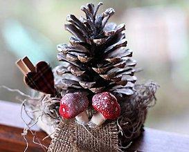 Dekorácie - Darček pod stromček - zdarma !!! - 10228572_
