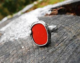 Prstene - Prsteň s Jaspisom - 10229379_
