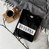 Mikiny - Mikina Bosorka (Čierna) - 10229700_