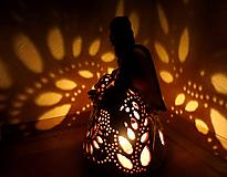 "- ""Papradienka"" - anjelska aromalampa -výstava - 10227897_"
