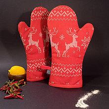 Úžitkový textil - Chňapka - Sobík - 10228627_