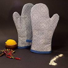 Úžitkový textil - Chňapka - Ornament - 10228663_