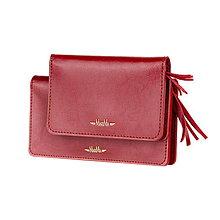 Peňaženky - Dámska kožená peňaženka MARIMA - malá - 10230059_