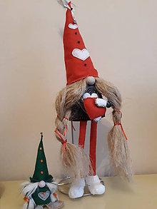 Drobnosti - Vianočný škriatok - 10228155_