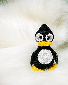 Hračky - Tučniak v ženskom rode - 10228817_