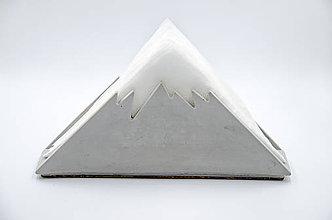 Pomôcky - Betónový stojan na servítky Montis - 10228935_