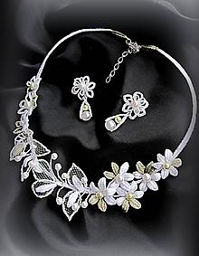 Sady šperkov - Souprava Stella - 10230528_