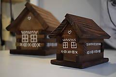 Krabičky - Pokladnička Čičmany - 10227535_