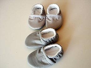 Topánočky - capačky - 10229982_