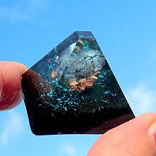 Dekorácie - Pyramida * A 1 * Křišťálová - 10232256_
