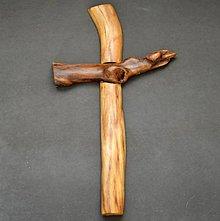 Dekorácie - Kríž AGÁT - 10231548_