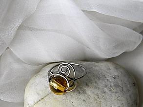 Prstene - Spona na hedvábí - 10234266_