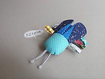 Hračky - Mucha vesmírna - 10231739_