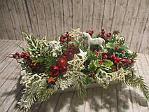 Dekorácie - Vianočná dekorácia - 10234169_