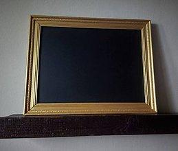 Tabuľky - Magnetická tabuľka 24 (53,7cm x 42cm) - 10232383_
