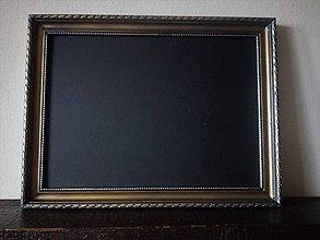 Tabuľky - Magnetická tabuľka 25 (47,5cm x 36,2cm) - 10232426_