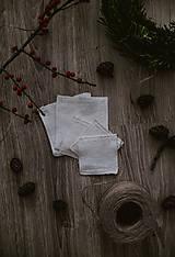 Úžitkový textil - Hranaté zero waste odličovacie tampóny - 10234400_
