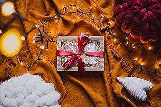 Darčekové poukážky - Darčekový poukaz na merino deku - 10231545_