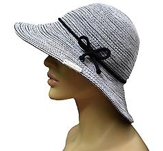 Čiapky - Bavlněný klobouk 1884- obvod 55cm - 10231415_