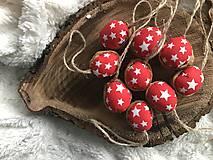 Dekorácie - Vianočný oriešok v škrupinke - 10234442_
