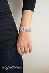 Sady šperkov - Pastelová jemnosť...sada v darčekovom balení - 10233667_