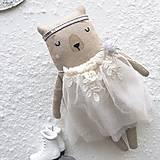 """Hračky - Medvedík """"Winter Beauty"""" - 10231614_"""