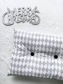 "Textil - Vankúšik ""Harlequin"" - 10232105_"