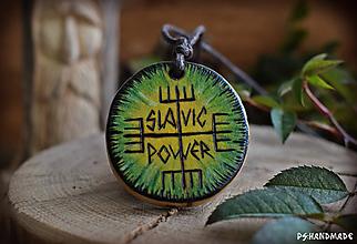 Náhrdelníky - Slavic Power - 10237776_
