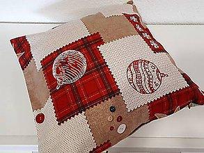 Úžitkový textil - Obliečka na vankuš  (sada bambule) - 10236258_