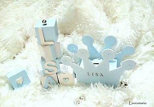 Hračky - Kocky Lisa  Kolekcia  Frozen - 10237445_