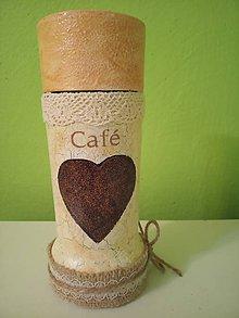 Nádoby - Kávová ☕ - 10237914_