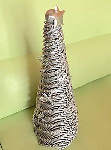 Dekorácie - Vianočný stromček - 10235121_