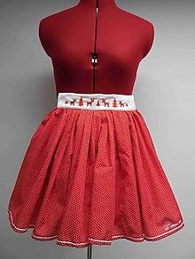 Sukne - 028 - Dievčenská sukňa 116 - 10235368_