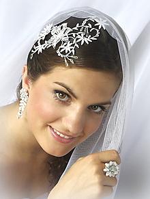 Ozdoby do vlasov - Ozdoba do účesu Lolita - 10235753_