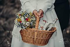 Kytice pre nevestu - Svadobná kytica - 10235358_