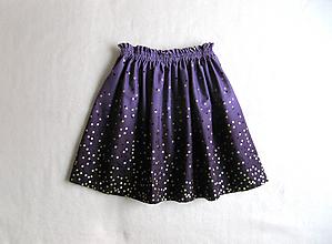 Detské oblečenie - sedemdesiat sukien mala... (fialová slivka LEN JEDEN KUS!!!) - 10235510_