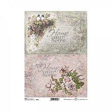 Papier - Ryžový papier R730 - A4, ihneď - 10237256_