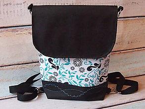Veľké tašky - Kabelko -batoh  URBAN - 10237057_