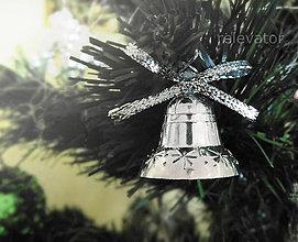 Fotografie - Strieborný zvonček - 10236298_