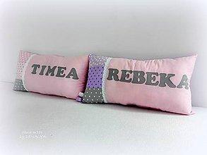 Textil - Vankúš 35x60cm - 10240230_