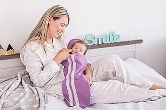 Textil - Perinka pre lepší spánok bábätka - 10241140_