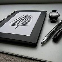 Papiernictvo - Palmový list... - 10240552_
