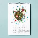 Papiernictvo - Kalendár 2019. - 10239317_