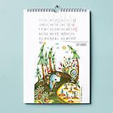 Papiernictvo - Kalendár 2019. - 10239318_