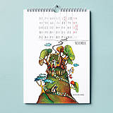 Papiernictvo - Kalendár 2019. - 10239322_