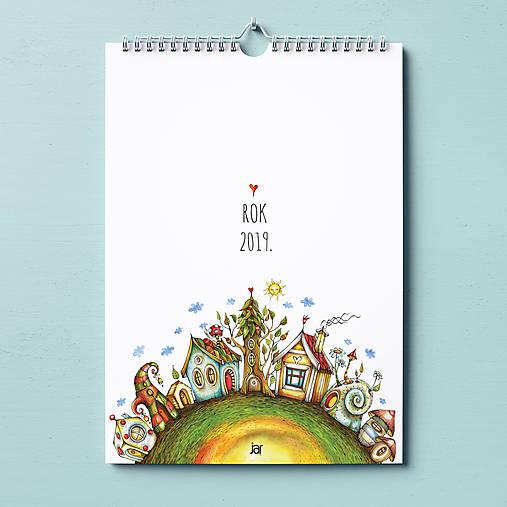 Kalendár 2019.