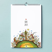 Papiernictvo - Kalendár 2019. - 10239324_