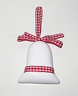 Vianočný zvonček na vaše dotvorenie